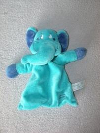 KP-631  Tiamo kroeldoekje olifant Olli