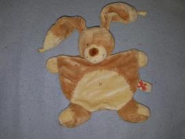 K-258  Nicotoy kroeldoekje konijn