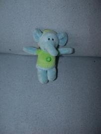 KP-1511  Prenatal/Okidé olifantje - zonder kroeldoekje