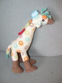 AJ-682  Gloednieuw! Happy Horse giraffe Gini nr.1  2010 - 27 cm