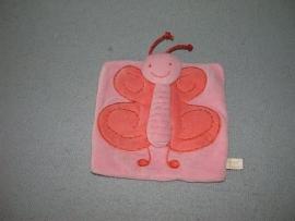 QZ-719  Difrax kroeldoekje vlinder