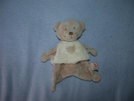 B-269  Nicotoy kroeldoekje beer met hemdje - 16 cm