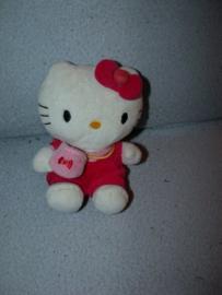 KP-1762  Sanrio poes Hello Kitty - 14 cm