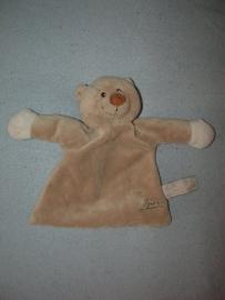 B-230 Tiamo kroeldoekje beer Bruno - zonder sjaaltje!