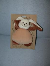 K-714  Gloednieuw! Evora konijntje - 19 cm