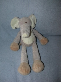 KP-1569  Gloednieuw! Hema olifant - 32 cm