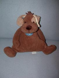 H-1036  Gloednieuw! Happy Horse hond Mr. D met geluidje, 2005 - 27 cm