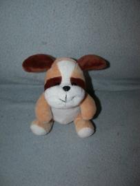 H-455  Zeeman hondje - 14 cm