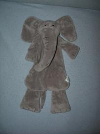 KP-2020  Difrax olifant Elliot groot, nieuwste versie - 35 cm