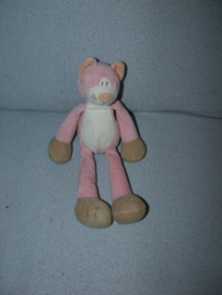 KP-1491  Teddykompaniet poes - 26 cm