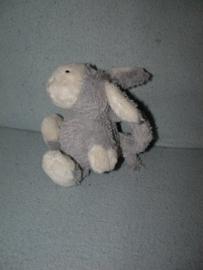 AJ-1365  Happy Horse ezel Floppy Farm rammelaar Donkey
