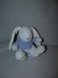 K-31  Happy Horse konijntje Bunny Blossom nr.1  1998 - 14 cm