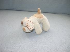 H-221  Eddy Toys hondje - 15 cm