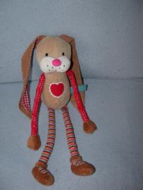 K-1384  Lief! Lifestyle konijn - 43 cm