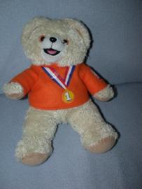 B-435  Robijn beer Olympisch Robijntje - 32 cm