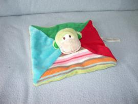 AJ-950  Happy Horse kroeldoekje aap Monkey Mo Tuttle - geen speenkoord