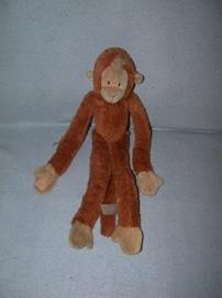 AJ-814  Happy Horse aap Hanging Monkey nr.2  2008 - 45 cm