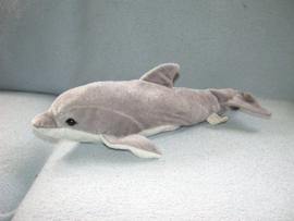 AJ-1122  Anna Club Plush/WWF dolfijn - 38 cm