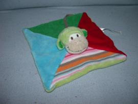 AJ-950  Happy Horse kroeldoekje aap Monkey Mo Tuttle