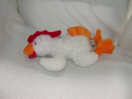 E-383  Anna Club Plush haan Ricky Rooster - 32 cm