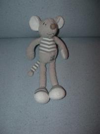 M-457  Babyfolly/Buromac muisje zonder korreltjes, harde neus