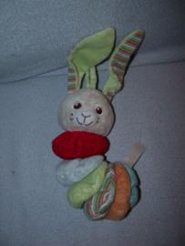 RMK-386  Albert Heijn/Happy Horse muziekdoos konijn