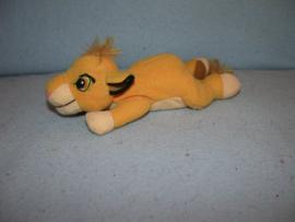 KP-1820  Disney/Merison leeuw Simba uit the Lion King - 20 cm
