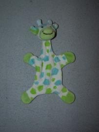 AJ-560  Happy Horse kroeldoekje giraffe Flatstyle Goffy 2006