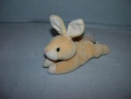 K-62  Happy Tails konijntje - 20 cm
