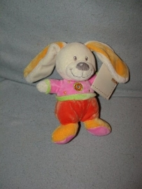 K-50  Gloednieuw! Nicotoy konijntje - 18 cm