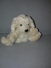 H-620  Evora handpop hond - 25 cm