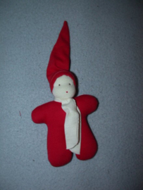 PS-1141  Cotton People popje - 13 cm