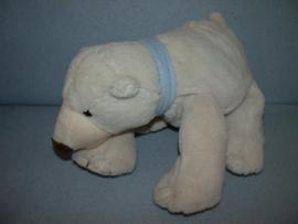 B-721  Evora ijsbeer met sjaal - 30 cm
