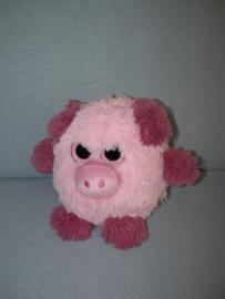 QZ-1088  Sunkid varken met grote ogen - 20 cm