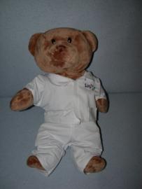 B-1792  Gloednieuw! Happy Horse beer Boris nr.4  2008 - 48 cm - als verpleger