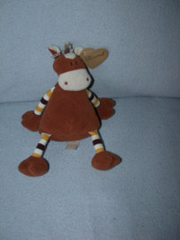 AJ-420  Gloednieuw! Tiamo ezeltje - 21 cm