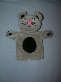 M-598  Onbekende handpop muis - Tiger?