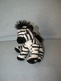 QZ-873  Unitoys/Elcee zebra - 14 cm