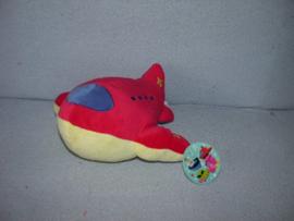 QZ-931  Tender Toys vliegtuig met geluid