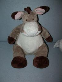 AJ-1392  Nicotoy ezel Little Friends - 28 cm