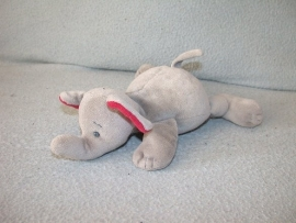KP-115  Unitoys olifant - 20 cm