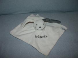 K-1047  Funnies kroeldoekje konijn Krûperke