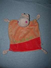 KP-1042  Koppen.com kroeldoekje nijlpaard