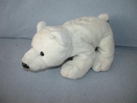 B-240  Anna Club Plush ijsbeer - 25 cm