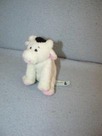 KP-314  Happy Horse koetje Mini Farm Friends 2004 - 9 cm