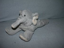 KP-1692  Nature Planet olifantje - 26 cm