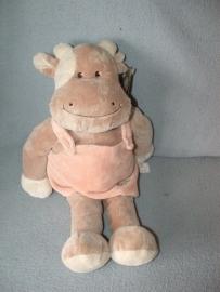 KP-1562  Gloednieuw! Tiamo koe met overgooier nr.2 - 42 cm