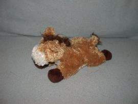 KP-1376  Eddy Toys paard - 24 cm