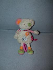 RMK-429  Fehn muziekdoosje muis/beer