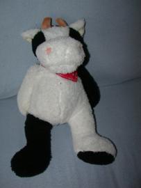 KP-1826  Funnies koe met halsdoekje nr.2 - 45 cm